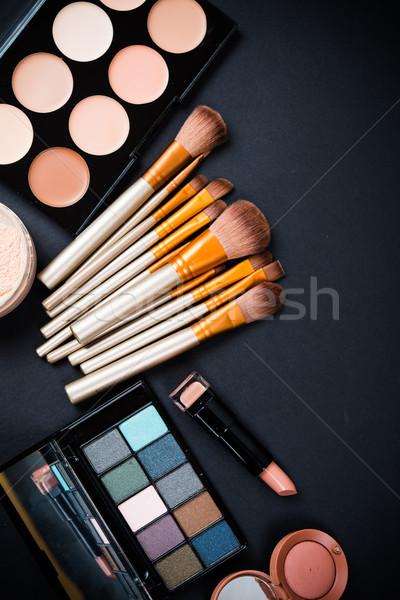Professionele make tools producten ingesteld collectie Stockfoto © manera