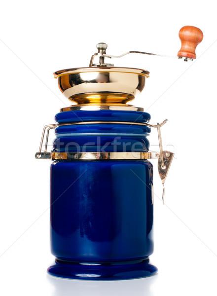 coffee grinder Stock photo © manera