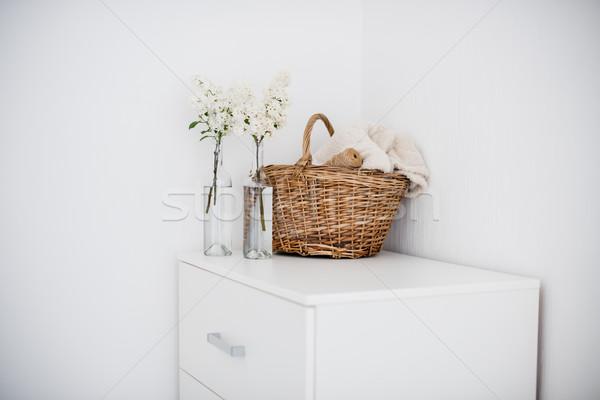 room interior decoration Stock photo © manera
