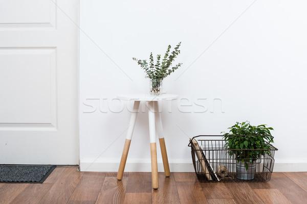простой объекты белый интерьер Сток-фото © manera
