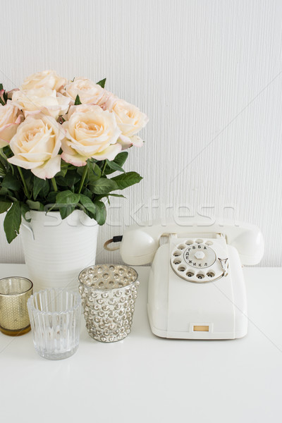 Modern interior decor  Stock photo © manera