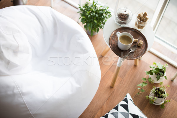 Photo stock: Style · intérieur · confortable · grenier · chambre