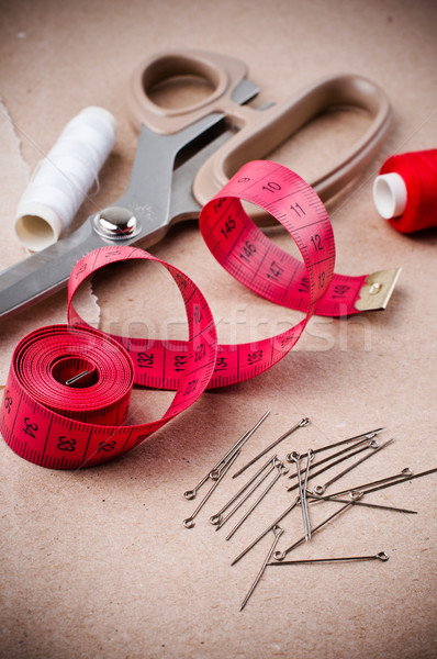 Tools for sewing and handmade Stock photo © manera