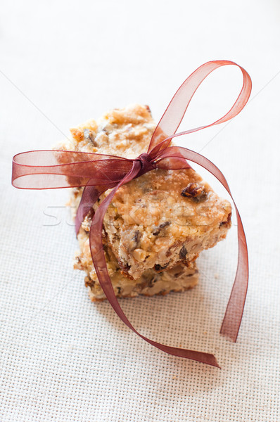 biscuits tied with ribbon Stock photo © manera