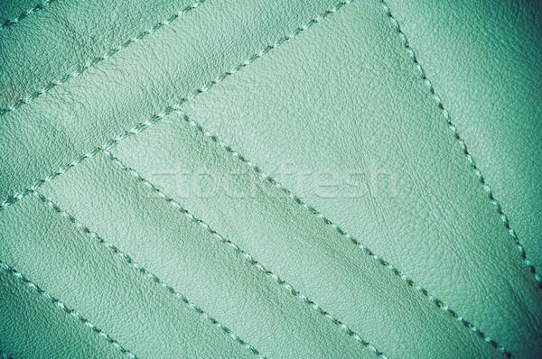 Couro produto detalhes textura naturalismo moda Foto stock © manera