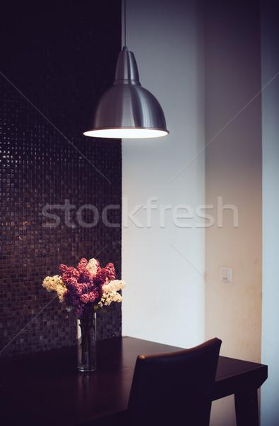 modern kitchen interior Stock photo © manera