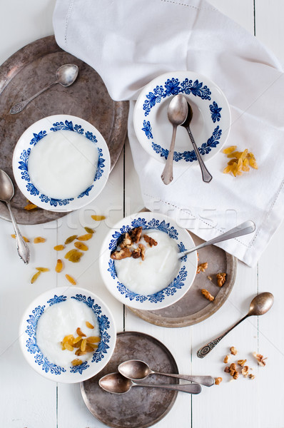 rustic food Stock photo © manera