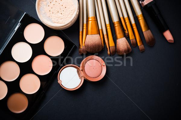профессиональных макияж инструменты продукции набор коллекция Сток-фото © manera