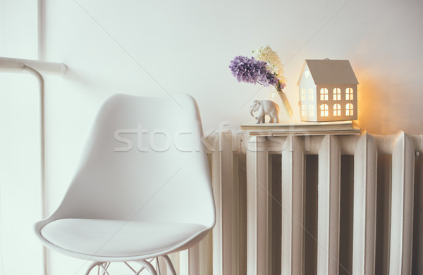 комнату украшение свет домой Сток-фото © manera