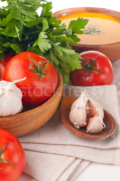 Vegetarian food Stock photo © manera