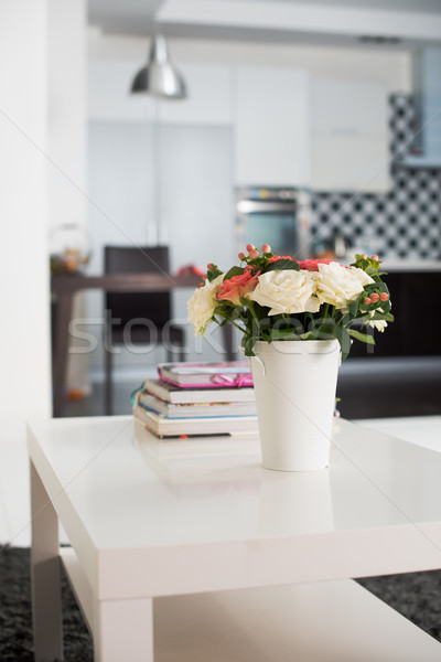 home interior decoration Stock photo © manera