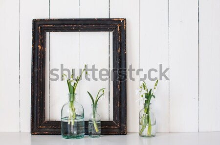 Vintage home decor Stock photo © manera