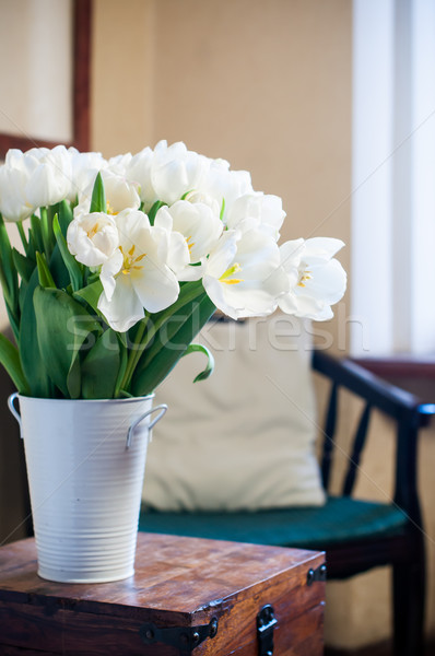 white tulips  Stock photo © manera