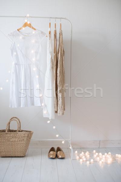 white room interior Stock photo © manera