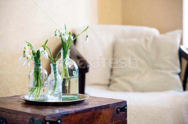 Stock photo: home interior