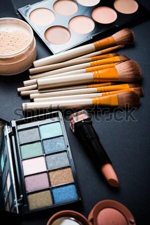Professionali trucco strumenti prodotti set raccolta Foto d'archivio © manera