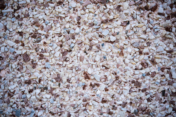 texture of small stones Stock photo © manera