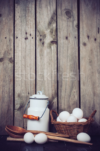 Stock photo: Country kitchen Still Life