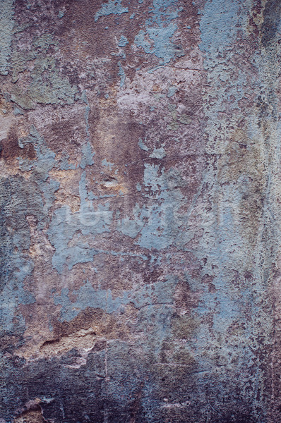 Kék bézs tapasz gyönyörű textúra öreg Stock fotó © manera