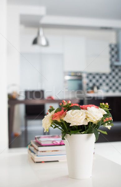 home interior decoration Stock photo © manera