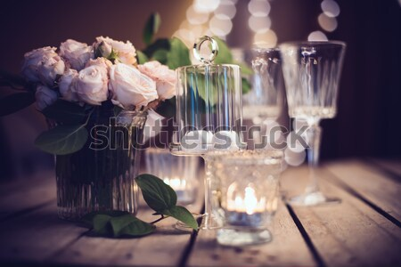 Luxury holiday Stock photo © manera