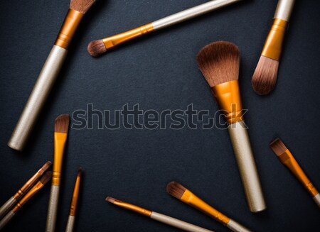 Professionnels maquillage ensemble nouvelle outils Photo stock © manera