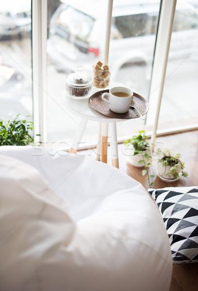 Сток-фото: стиль · интерьер · чердак · комнату
