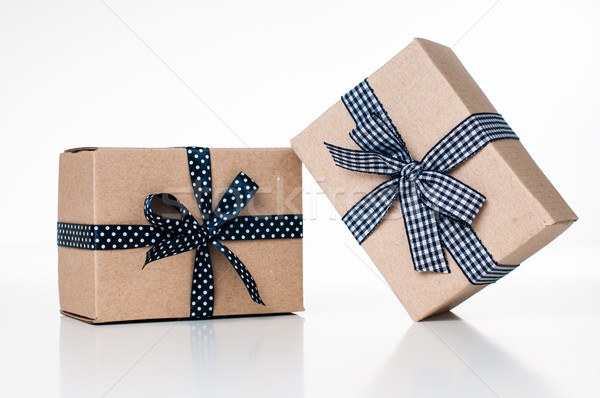 boxes with gifts Stock photo © manera