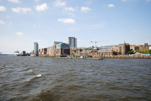 Hamburg Stock photo © manfredxy