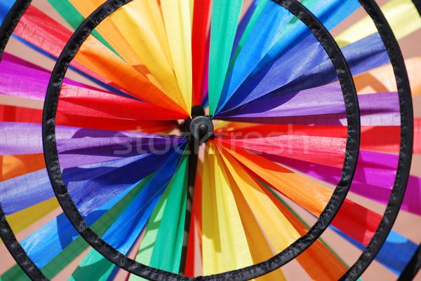 Pinwheel Stock photo © manfredxy