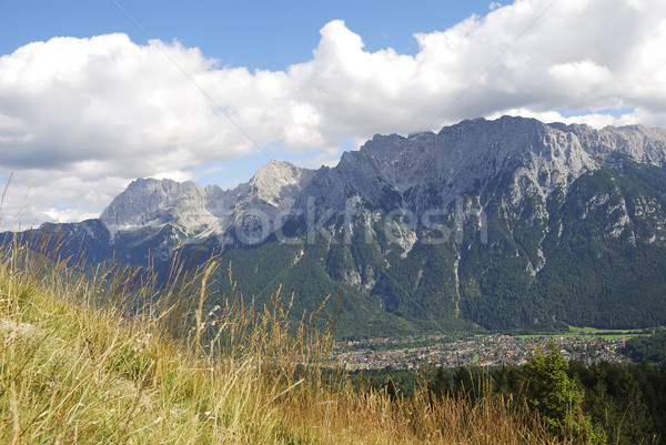 Mittenwald Stock photo © manfredxy