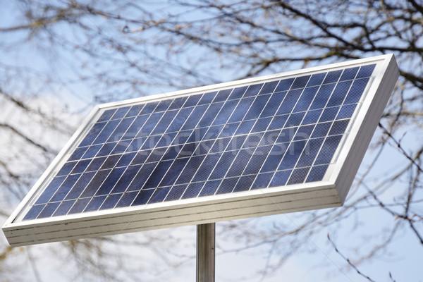 Solar Cells Stock photo © manfredxy
