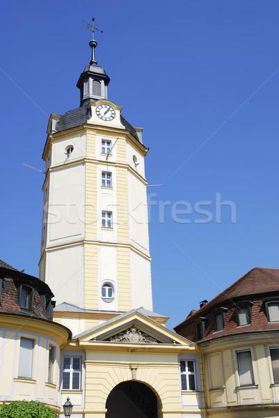 Herrieder Tor Stock photo © manfredxy