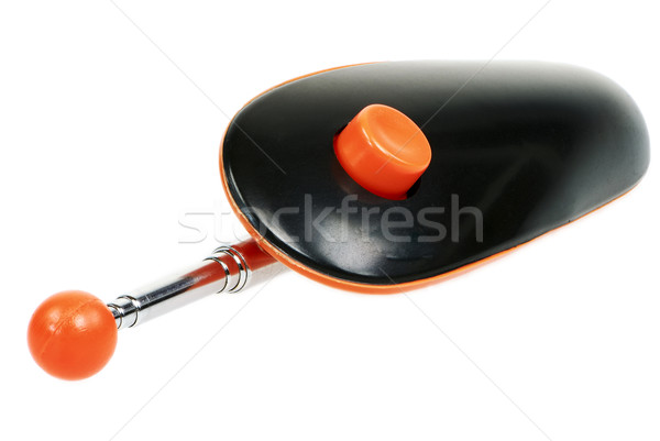 Target Stick wiht Clicker Stock photo © manfredxy