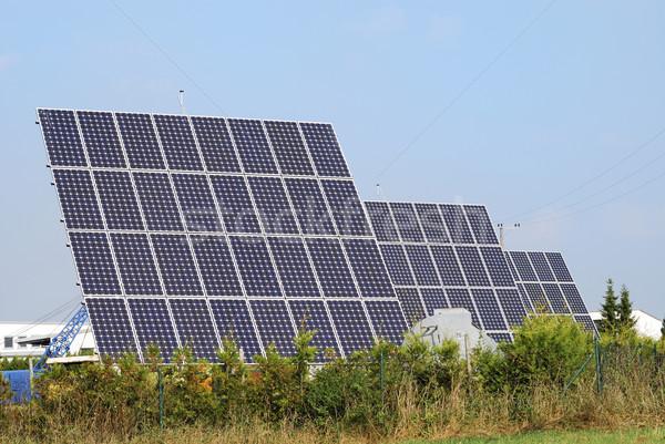 Alternatvie energy Stock photo © manfredxy