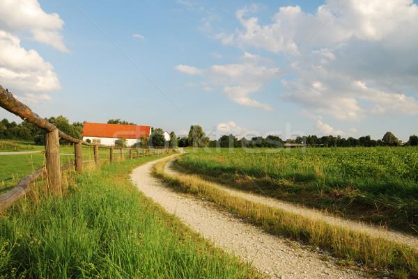 Farm Stock photo © manfredxy