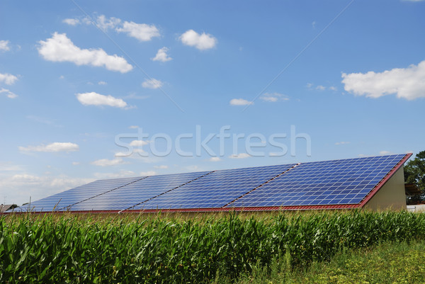Alternative Energy Stock photo © manfredxy