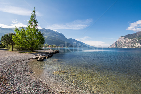 Lake Garda Stock photo © manfredxy
