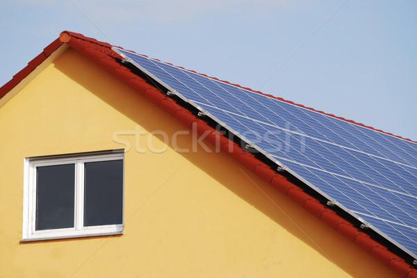 Innovative Energy Creation Stock photo © manfredxy