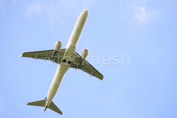 Aircraft Stock photo © manfredxy