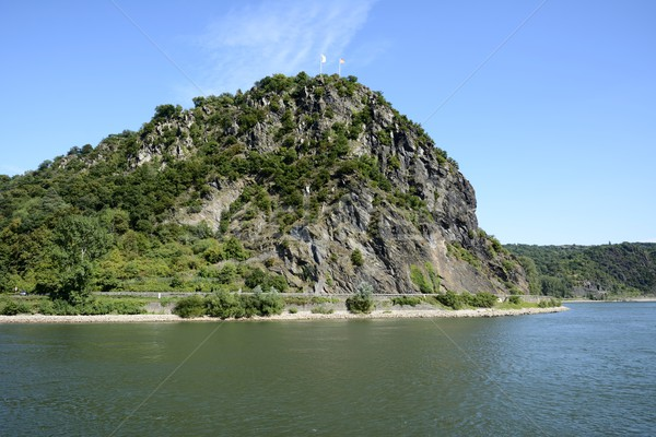 Loreley Rock Stock photo © manfredxy