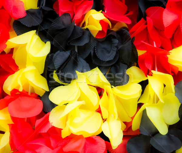 Background with german colours Stock photo © manfredxy