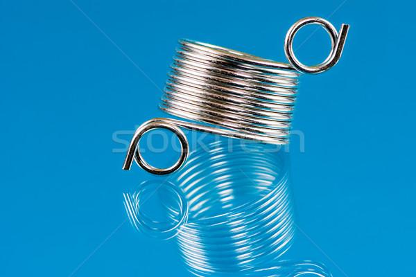 Noruego dedal macro metal Foto stock © manfredxy