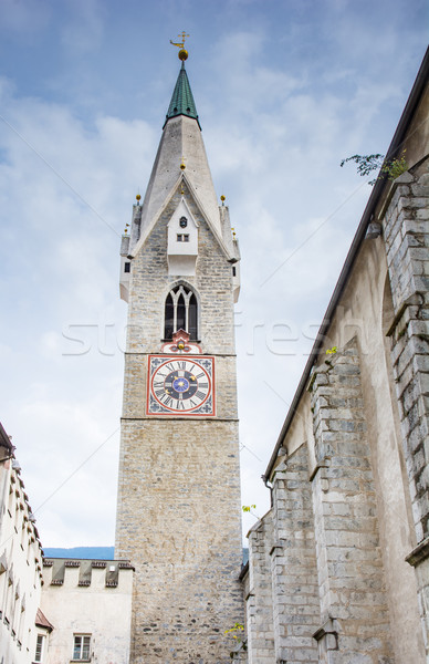 Torre Bianca Stock photo © manfredxy