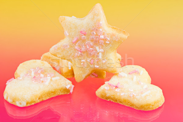 Sweet Christmas Cookies Stock photo © manfredxy