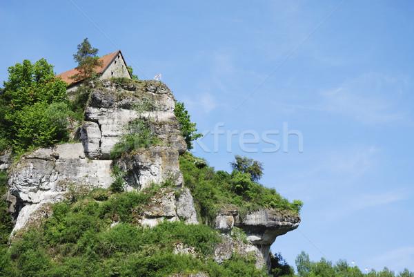 Pottenstein Castle Stock photo © manfredxy