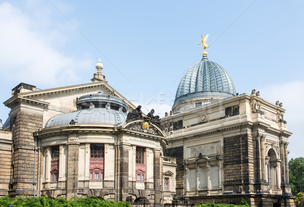 Dresden Academy of Fine Arts Stock photo © manfredxy