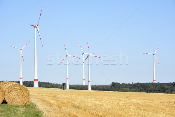 Wind Energy Stock photo © manfredxy