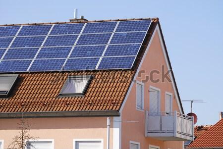 Low-Energy House Stock photo © manfredxy