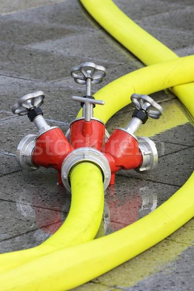 Firehose Stock photo © manfredxy